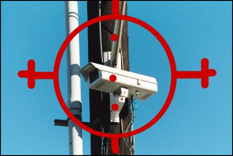 Man Shoots Big Brother Right in the Traffic Cam