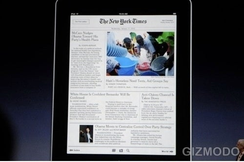 Turf War at the New York Times: Who Will Control the iPad?