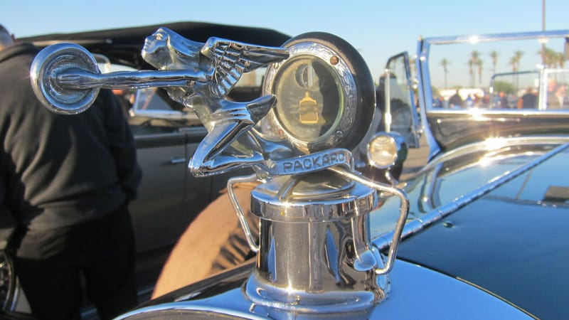 Enjoy These Classically Beautiful Hood Ornaments