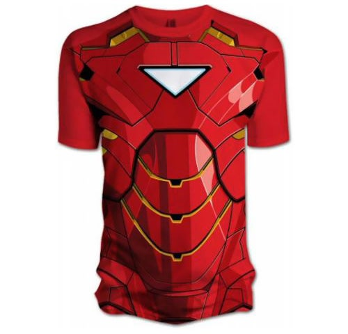 You Should Probably Avoid the Iron Man 2 T-Shirt