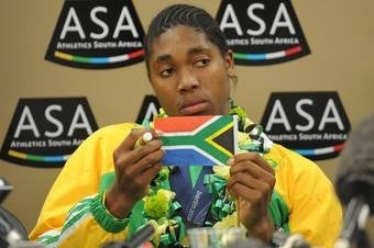 South African Olympics Official Suspended Over Semenya Case