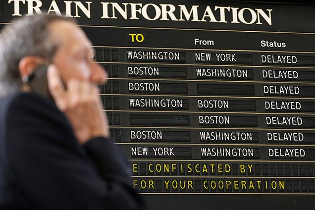 Amtrak Does Not Want to Hear Your Thoughts on Amtrak Today