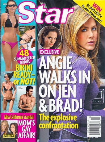 This Week In Tabloids: Sapphic Encounters And Haircut Advice, At Prices That Can't Be Beat