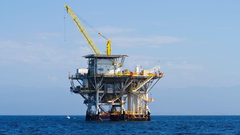 "Some Off-Shore Oil Rigs Have Been ""Incapacitated"" By Malware Thanks To Pirated Music and Porn"