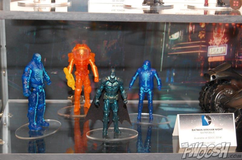 Updated: The Best Toys Revealed At Comic-Con