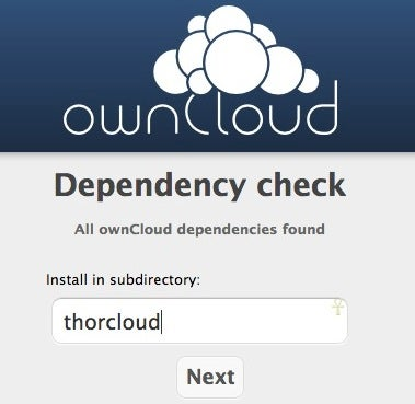 How to Set Up Your Own Private Cloud Storage Service in Five Minutes with OwnCloud