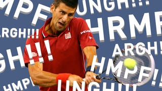 Why Do Tennis Players Grunt? Because It Works