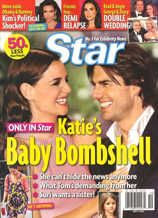 This Week In Tabloids: Kim Thinks Kanye Would Be the Perfect BabyDaddy
