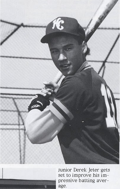 Derek Jeter Was Kind Of A Computer Geek (And Other Things We Learned From His High School Yearbooks)