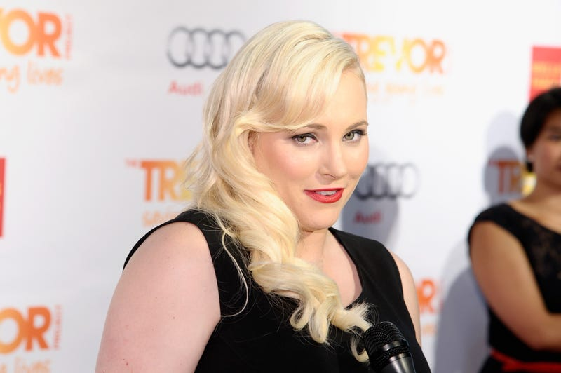 Meghan McCain Wants to Wear Her Fear of Missing Out Proudly