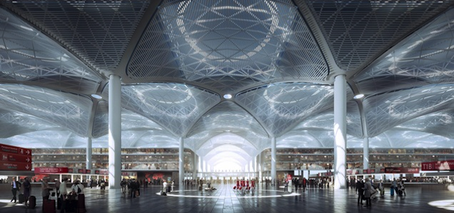 Why Istanbul Wants to Build the World's Busiest Airport