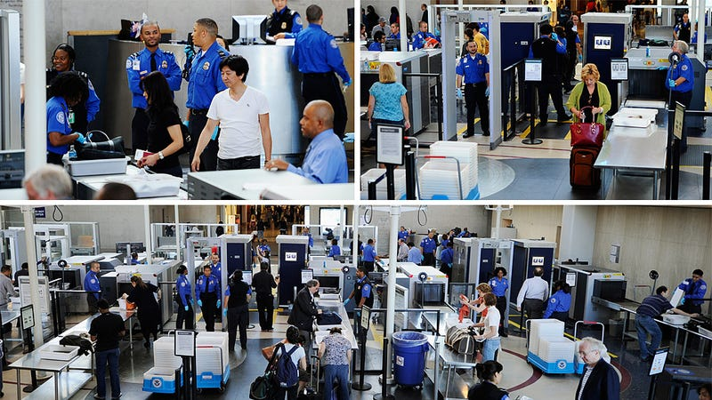 The TSA Is Profiling Your Hair