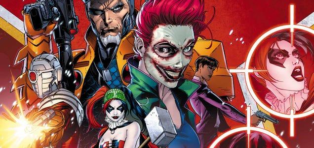 La película de súpervillanos del universo DC ya tiene reparto