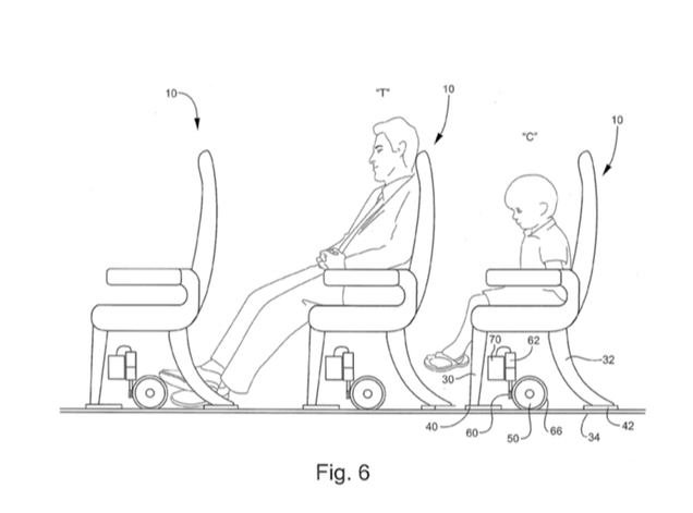 We Cannot Allow These Awful Sliding Airplane Seats to Become Real