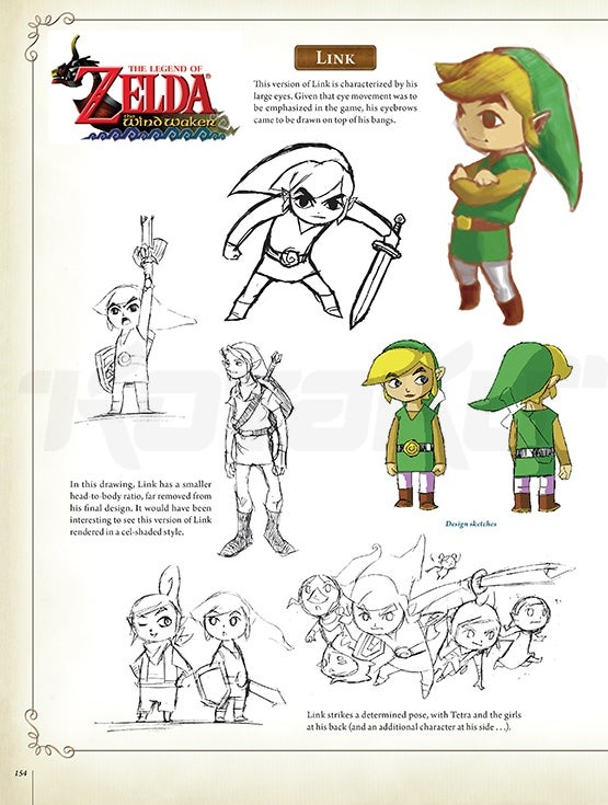 Your Favorite Zelda Game Could Have Looked Like THIS