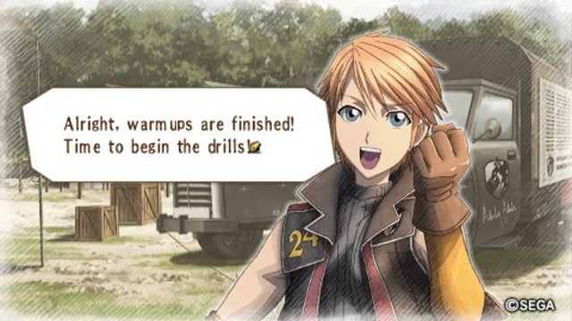 Valkyria Chronicles 3 Fan-Made Translation Patch in the Works