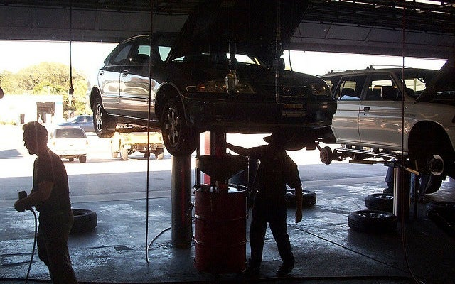 Five Ways to Save Serious Money on Car Repairs