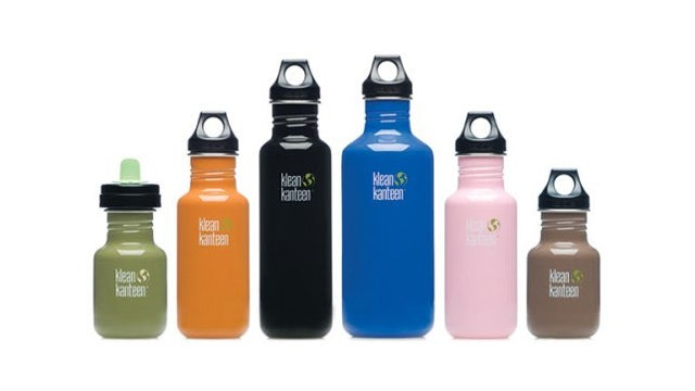 The Klean Kanteen Totes Your Water Around All Summer Long, Saves You Money