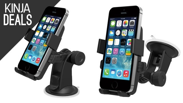 Your Favorite Smartphone Car Mount is $7 Off Right Now