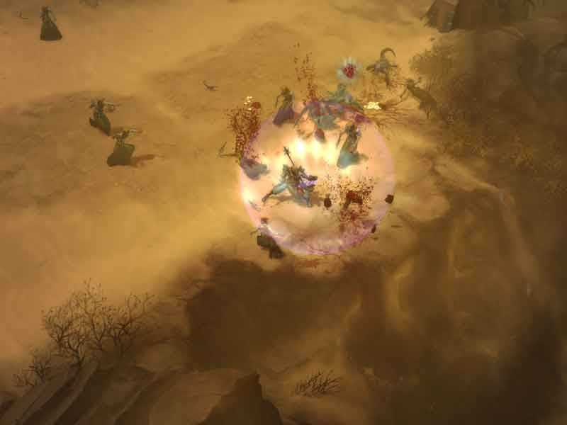 Hands On With Diablo III's Monk