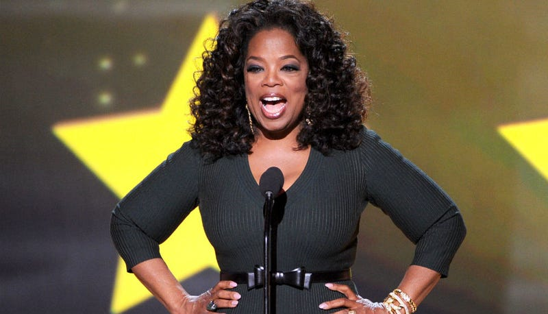 Oprah Winfrey May Be Heading to Broadway; Everyone Faint Now