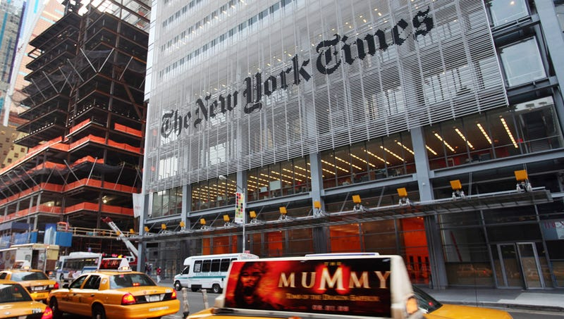 New York Times Shamefully Wishy-Washy on Use of 'Illegal Immigrant'