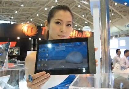 ASUS' Super-Slim Tablet Prototype