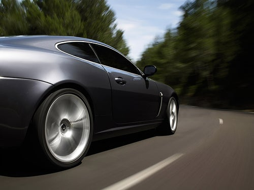 Report: Jaguar XK to Go Diesel for 2009