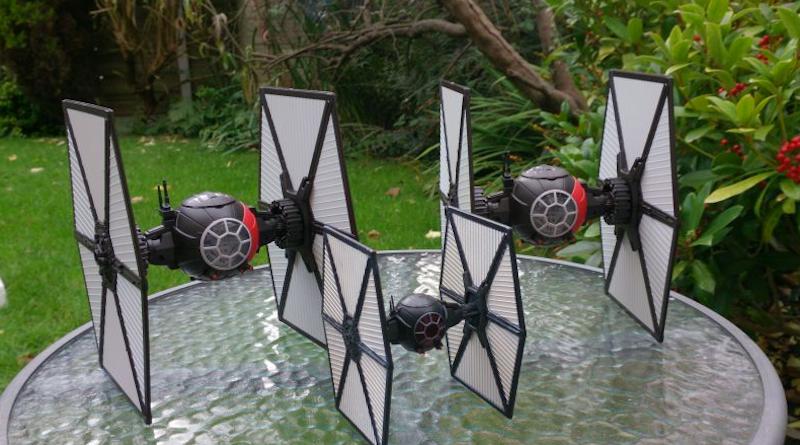 Esta exposición de Star Wars creada por un grupo de fans es una increíble obra de arte