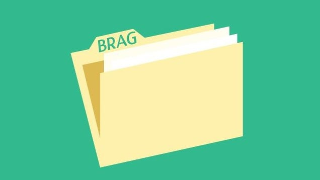 "Create a ""Brag Folder"" in Your Inbox for Easy Resume Updates"