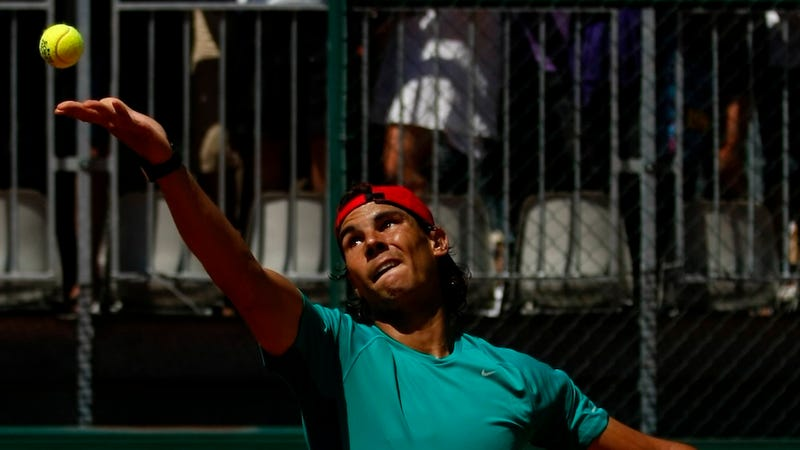 Rafael Nadal Is Neurotic About Everything (Including Ham)
