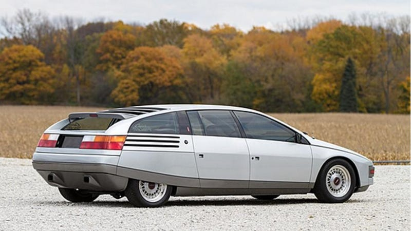 You Won't Believe This Crazy Car Wore A Lincoln Badge