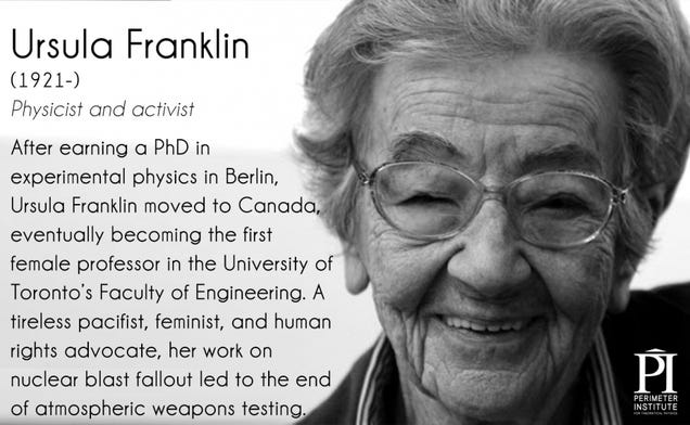 These 17 Women Changed The Face Of Physics