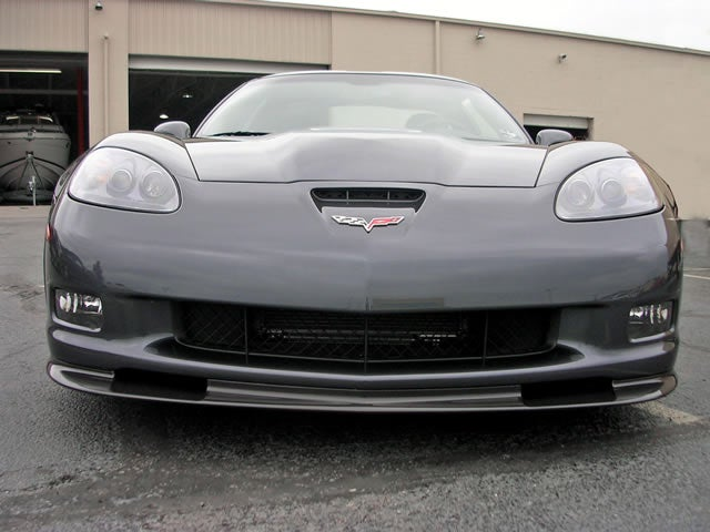 First Crashed Corvette ZR1 Hits EBay For Only $97,500
