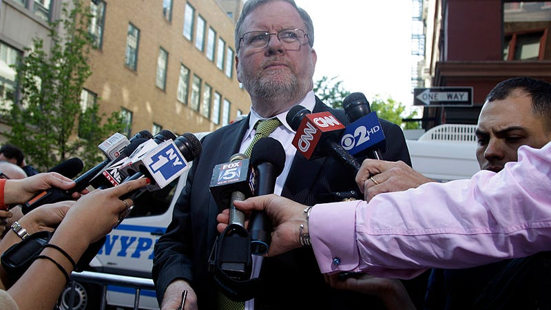 NYPD's Chief Lying Liar Will No Longer Be Paid by New York to Lie