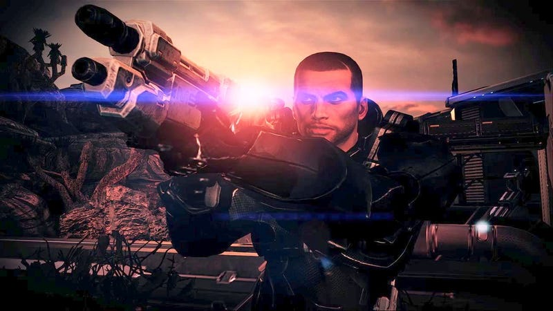 This Man Has Played Through Mass Effect 3, And He Likes It A Lot