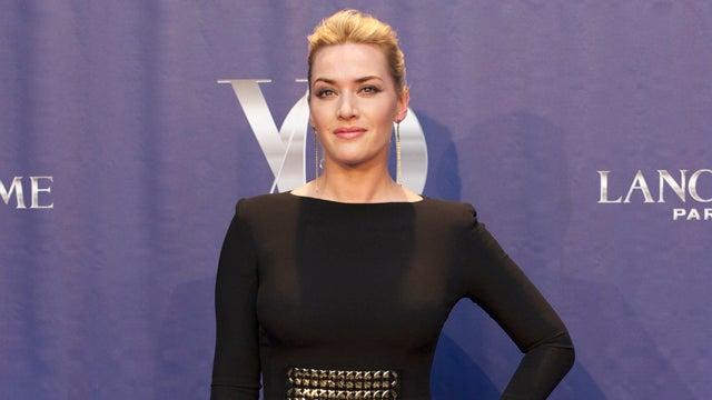 Kate Winslet Saves Richard Branson's Mother From Fiery Blaze