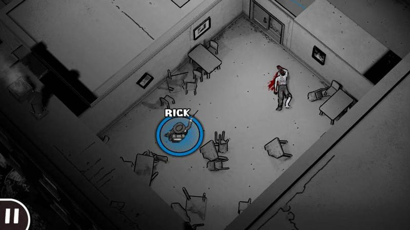 There's a New Walking Dead Mobile Game, and It's Brilliant