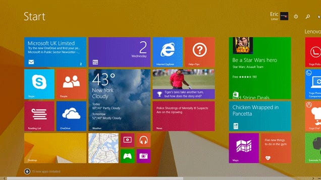 The Best New Windows 8.1 Features in 8 GIFs