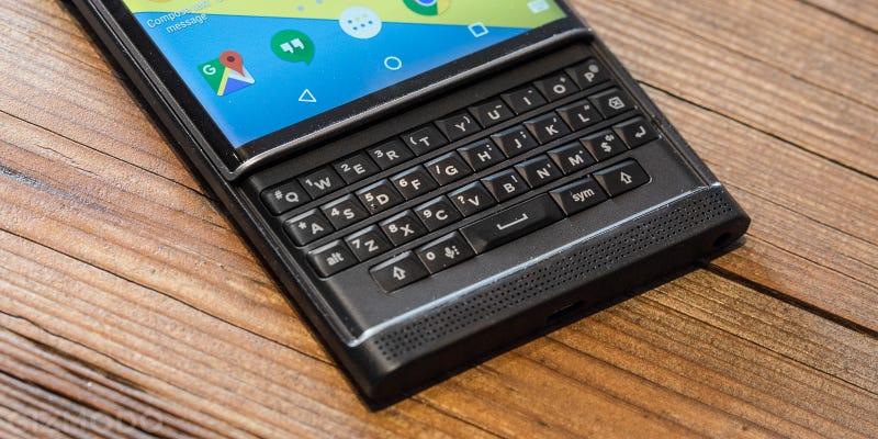 BlackBerry Priv, análisis: no se la deseo ni a mi peor enemigo