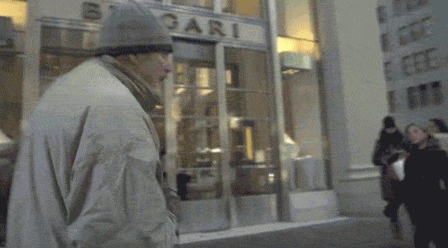 Watch Street Photography's Favorite Asshole, Bruce Gilden, Roam NYC
