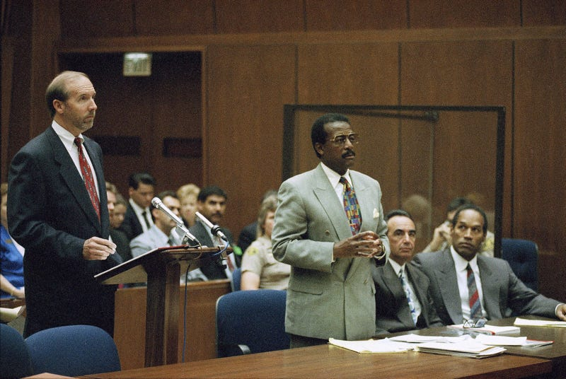 20 Years After The O.J. Simpson Chase And The Ford Bronco Is In Hiding