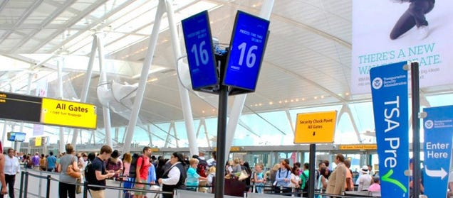 JFK Now Tracks Passengers' Cellphones to Predict Airport Wait Times