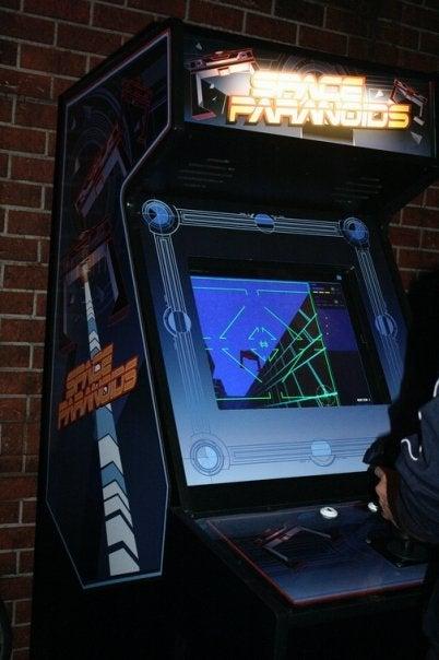 Tron's Space Paranoids Arcade Now a Reality