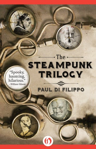 Steampunk's Weirdest Tales Are Finally Available As Ebooks!