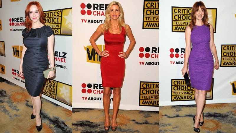 TV Stars Underwhelm At Critics' Choice Awards