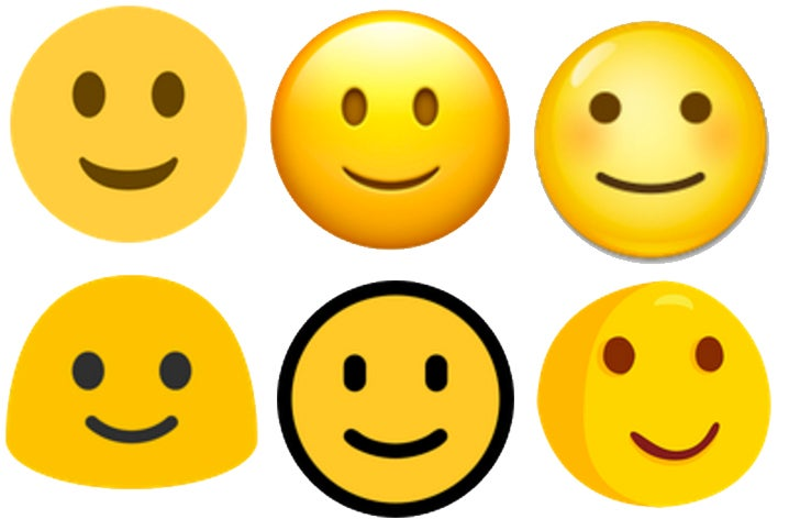 The Slightly Smiling Emoji Conveys the Complex Tragedy and Joy of Human Existence