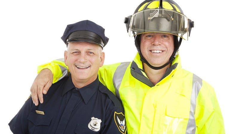 Firefighter Versus Cop: An Epic Queens T.G.I. Friday's Battle