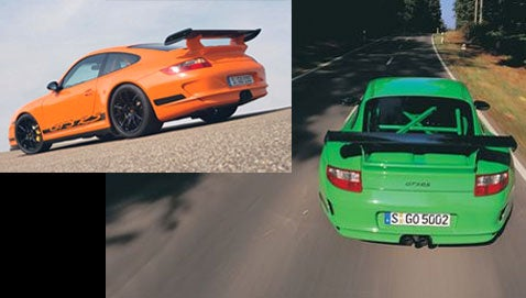 Orange or Green?