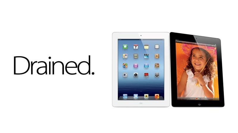People Are Having Trouble Charging Their New iPads